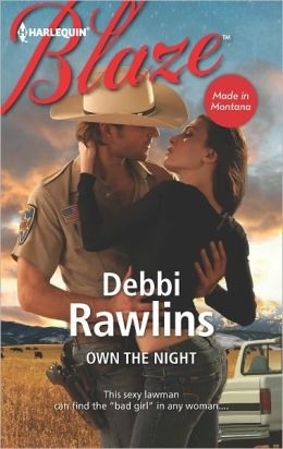Own the Night (Harlequin Blaze Series #713)