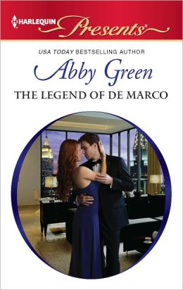 The Legend of de Marco (Harlequin Presents Series #3092)