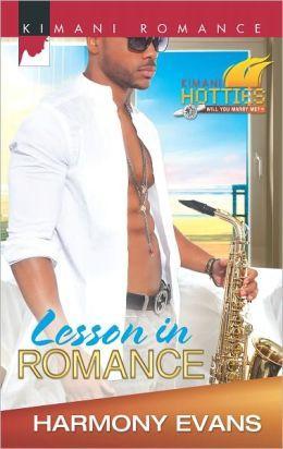 Lesson in Romance (Harlequin Kimani Romance Series #304)