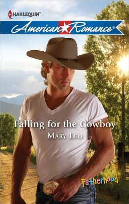 Falling for the Cowboy (Harlequin American Romance Series #1423)