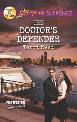 The Doctor's Defender (Love Inspired Suspense Series)