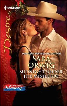 Midnight Under the Mistletoe (Harlequin Desire Series #2195)