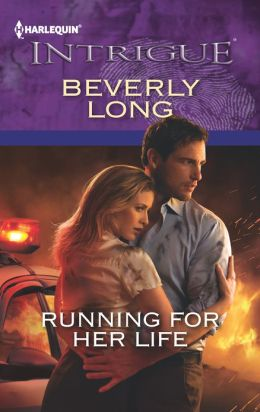Running for Her Life (Harlequin Intrigue Series #1388)