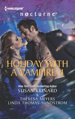Holiday with a Vampire 4: Halfway to Dawn\Bright Star\The Gift (Harlequin Nocturne Series #149)