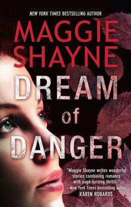 Dream of Danger (Brown and De Luca Series)