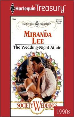 The Wedding-Night Affair