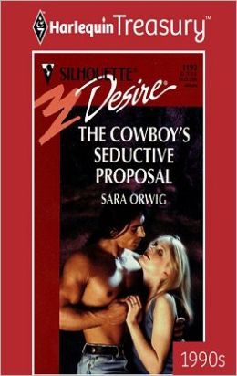 The Cowboy's Seductive Proposal