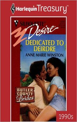 Dedicated to Deirdre (Butler County Brides Series)