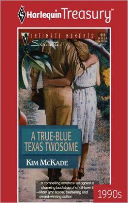 A True-Blue Texas Twosome