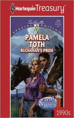 Buchanan's Pride (Buckles and Broncos Series)
