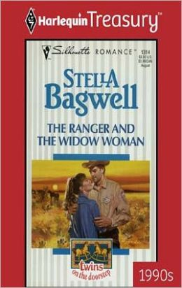 The Ranger and the Widow Woman (Twins on the Doorstep Series)