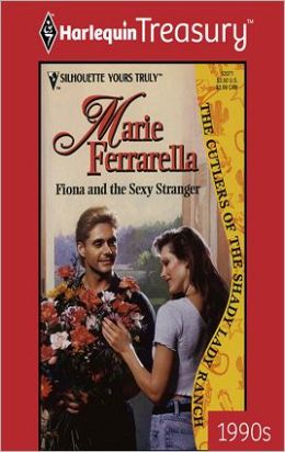 Fiona and the Sexy Stranger (Cutlers of Shady Lady Ranch Series)