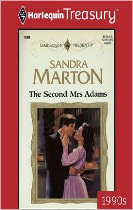 The Second Mrs Adams