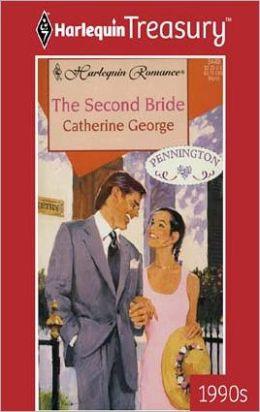 The Second Bride (Pennington Series)