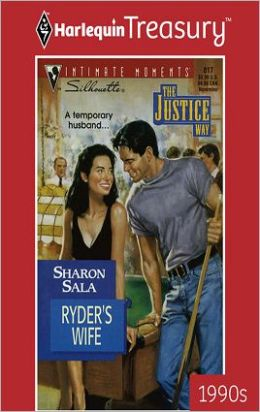 Ryder's Wife (Justice Way Series)