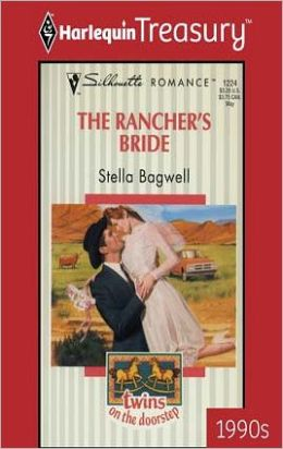 The Rancher's Bride (Twins on the Doorstep Series)