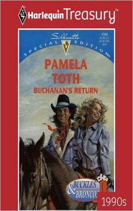 Buchanan's Return (Buckles and Broncos Series)