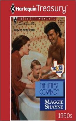 The Littlest Cowboy (Texas Brand Series)