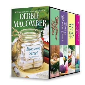 Debbie Macomber Blossom Street Series Books 4-6: Christmas Letters\Back on Blossom Street\Twenty Wishes\The Twenty-First Wish