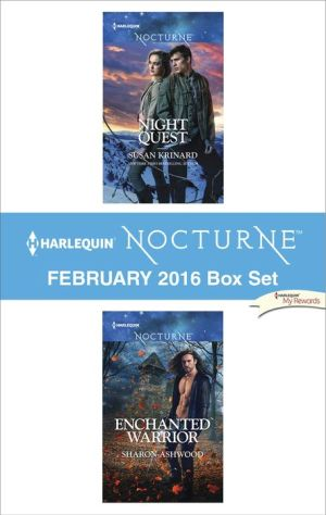 Harlequin Nocturne February 2016 Box Set: Night QuestEnchanted Warrior