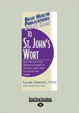 User's Guide To St. John's Wort