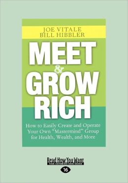 Meet And Grow Rich (Large Print 16pt)