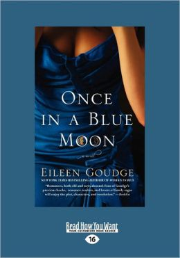 Once In A Blue Moon (Large Print 16pt)