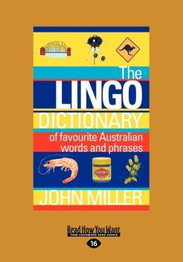 The Lingo Dictionary