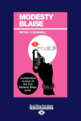 Modesty Blaise (Large Print 16pt)