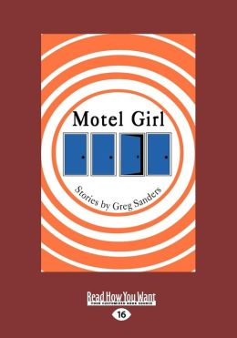 Motel Girl (Large Print 16pt)