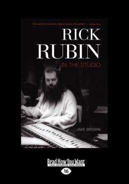 Rick Rubin: In the Studio (Large Print 16pt)