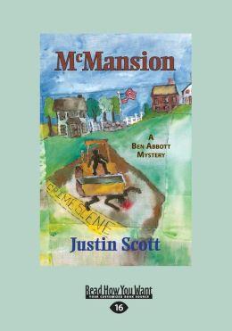 McMansion (Large Print 16pt)
