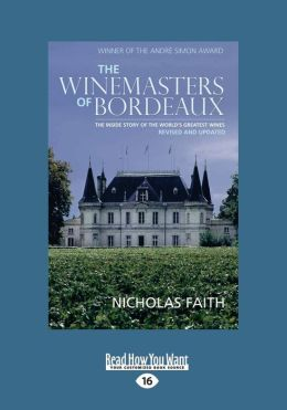 The Winemasters of Bordeaux (Large Print 16pt)