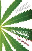 Book Cover Image. Title: Almost Criminal, Author: E. R. Brown
