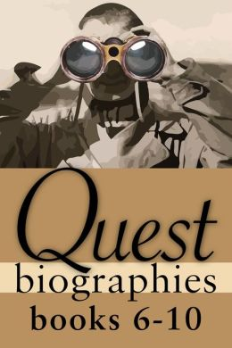 Quest Biographies Bundle -- Books 6-10: John Franklin / Marshall McLuhan / Phyllis Munday / Wilfrid Laurier / Nellie McClung