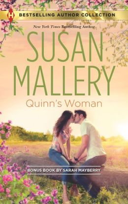 Quinn's Woman (Harlequin Bestselling Author Series)