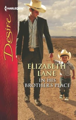 In His Brother's Place (Harlequin Desire Series #2208)