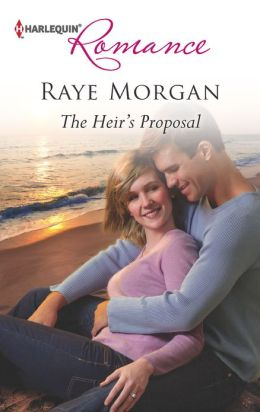 The Heir's Proposal (Harlequin Romance Series #4357)
