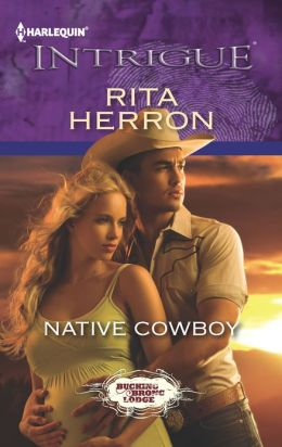 Native Cowboy (Harlequin Intrigue Series #1396)