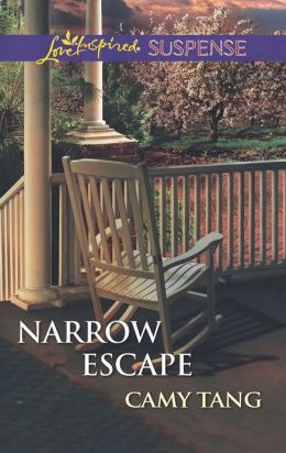 Narrow Escape (Love Inspired Suspense Series)