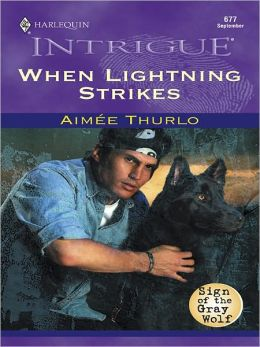 When Lightning Strikes (Harlequin Intrigue #677)