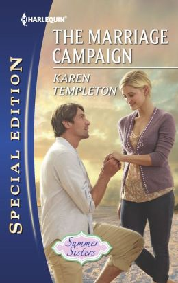 The Marriage Campaign (Harlequin Special Edition Series #2242)
