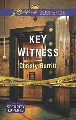 Key Witness (Love Inspired Suspense Series)