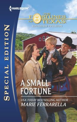 A Small Fortune (Harlequin Special Edition Series #2246)