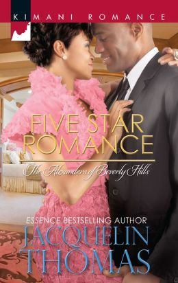 Five Star Romance (Harlequin Kimani Romance Series #321)