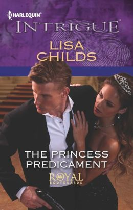 The Princess Predicament (Harlequin Intrigue Series #1410)