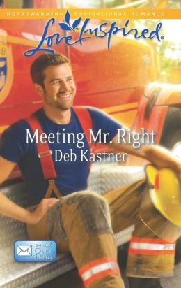 Meeting Mr. Right (Love Inspired Series)