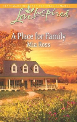 A Place for Family (Love Inspired Series)