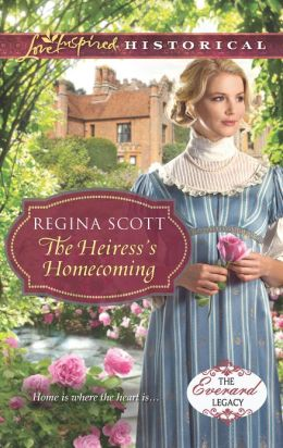 The Heiress's Homecoming (Love Inspired Historical Series)