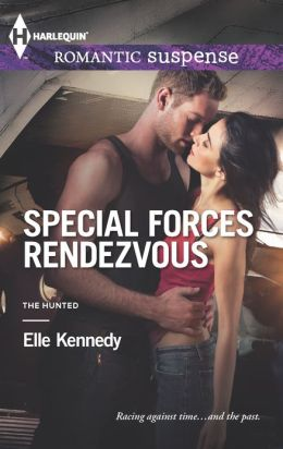 Special Forces Rendezvous (Harlequin Romantic Suspense Series #1749)
